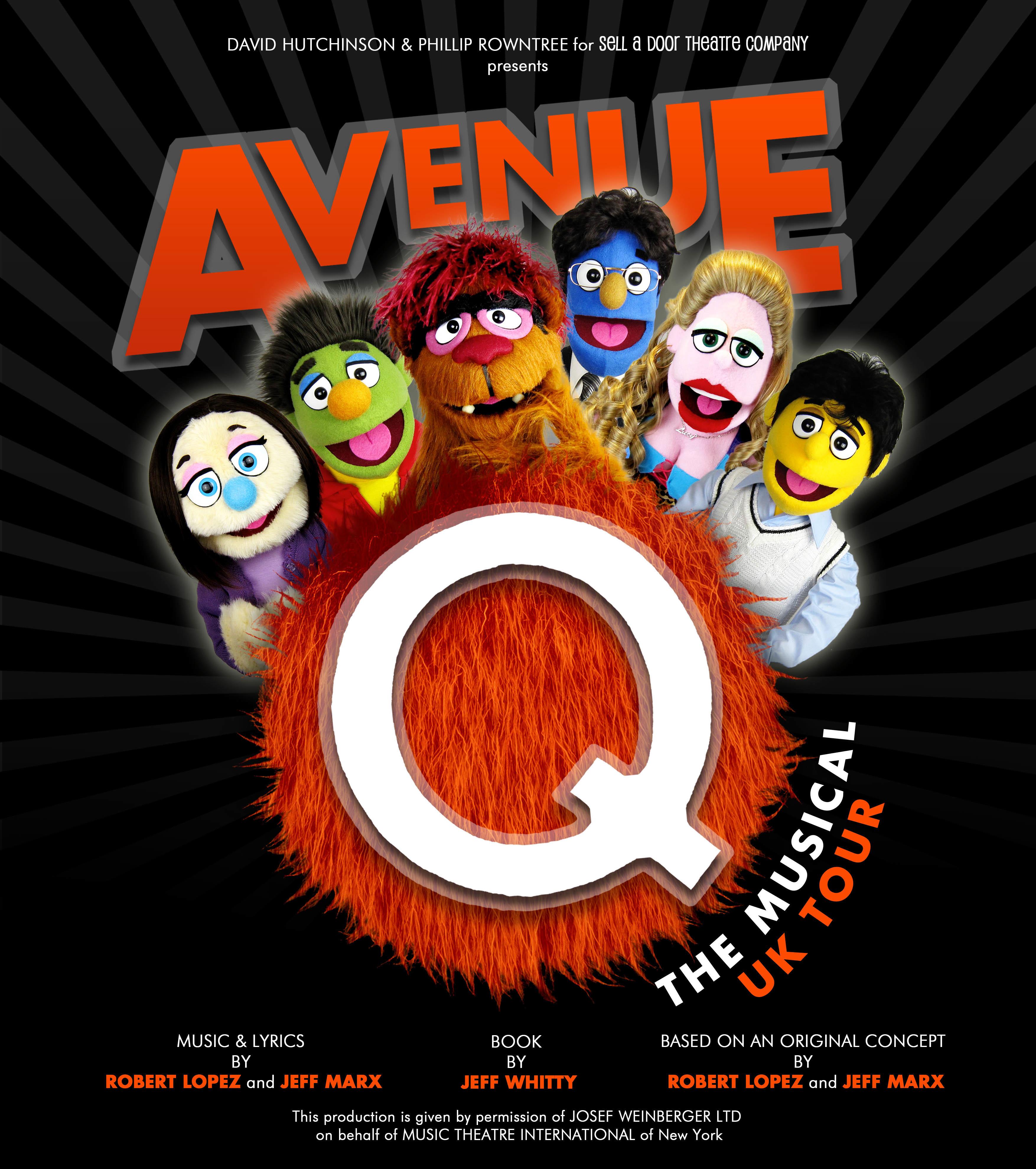 Sell a Door Theatre Company presents Avenue Q – Musical
