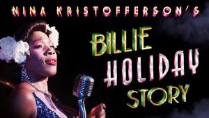 Nina Kristofferson's Billie Holiday Story - flyer - Copy
