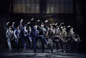 Bullets Over Broadway Photo- Paul Kolnik