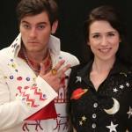 Matt Lapinskas and Danielle Hope