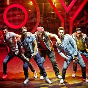 The cast of Altar Boyz