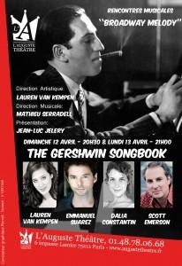 Broadway Melody GERSHWIN avec DATES