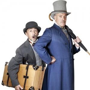 Simon Gregor as Passepartout and Robert Portal as Phileas Fogg. Photo credit Simon Annand_final