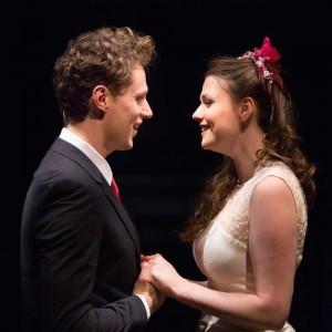 Chris Cowley and Katie Birtill. Photo Mike Kwasniak (2)