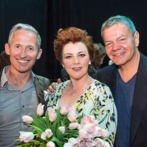 George Stiles, Sophie-Louise Dann & Anthony Drewe