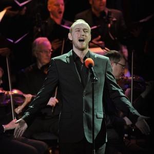 Stuart Matthew Price celebrated the work of composer Alan Menken at St James Theatre Studio