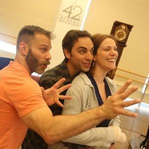 CREDIT - Bruce Glikas. Noah Brody, Ben Steinfeld, Jessie Austrian (33)