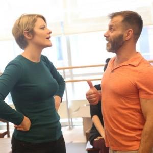 CREDIT - Bruce Glikas. Vanessa Reseland and Noah Brody (3)