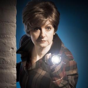 Fiona-Jane Weston in Looking For Lansbury. Picture: Dan Tsantalis