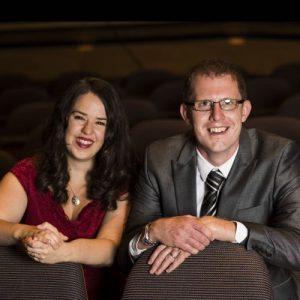 Laura and Dan Curtus