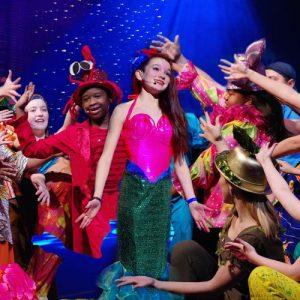 3. Broadway Junior. Little Mermaid. Photo by Marcus Woollen - MTI