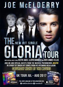 The Gloria Tour - Poster