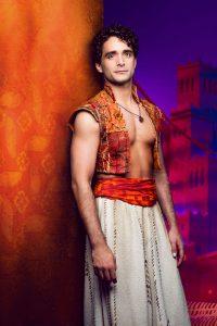 Aladdin - Prince Edward Theatre. Matthew Croke (Aladdin) � Disney 10700