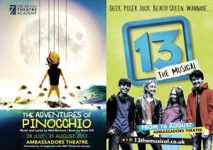 Pinocchio and 13